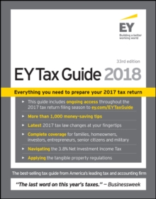 Ernst & Young Tax Guide 2018, Paperback Book