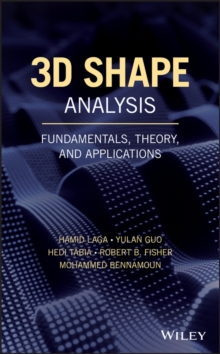 3D Shape Analysis : Fundamentals, Theory, and Applications, EPUB eBook