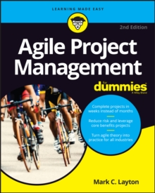 Agile Project Management For Dummies, Paperback / softback Book