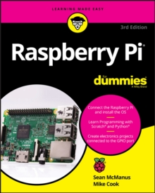 Raspberry Pi For Dummies, Paperback Book