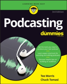 Podcasting For Dummies, Paperback / softback Book