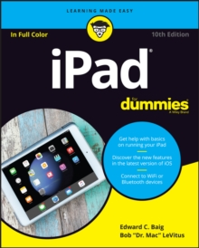 iPad For Dummies, Paperback Book