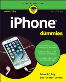 iPhone For Dummies, Paperback Book