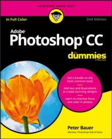Adobe Photoshop CC For Dummies, Paperback Book