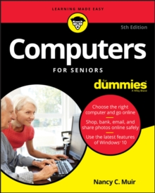 Computers For Seniors For Dummies, Paperback Book