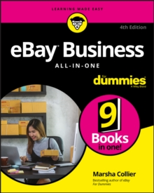 eBay Business All-in-One For Dummies, Paperback / softback Book