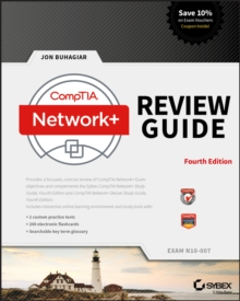 CompTIA Network+ Review Guide : Exam N10-007, Paperback Book