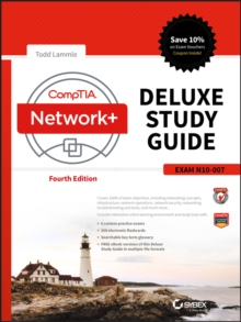 CompTIA Network+ Deluxe Study Guide : Exam N10-007, Hardback Book