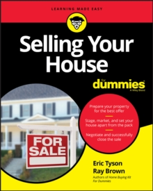 Selling Your House For Dummies, Paperback Book