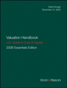 Valuation Handbook - U.S. Guide to Cost of Capital, PDF eBook