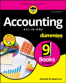 Accounting All-in-One For Dummies : with Online Practice, Paperback / softback Book