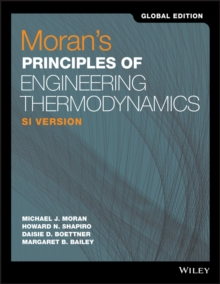 MORANS PRINCIPLE OF ENGINEERING THERMODY, Paperback Book