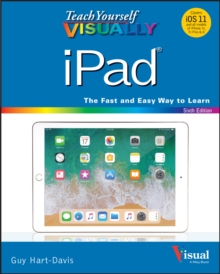 Teach Yourself VISUALLY iPad, Paperback Book