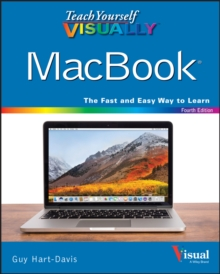 Teach Yourself VISUALLY MacBook, Paperback / softback Book