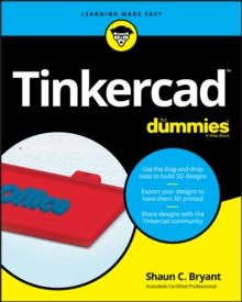 Tinkercad For Dummies, Paperback Book