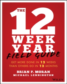 The 12 Week Year Study Guide, Paperback Book