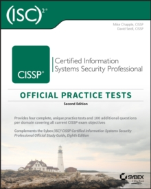 CISSP Official (ISC)2 Practice Tests, Paperback / softback Book