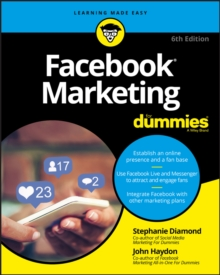 Facebook Marketing For Dummies, Paperback / softback Book