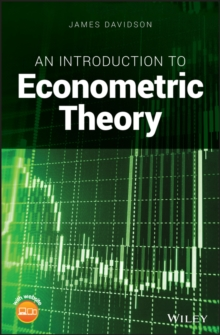 An Introduction to Econometric Theory, EPUB eBook