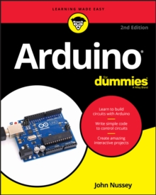 Arduino For Dummies, Paperback / softback Book