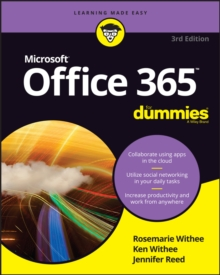 Office 365 For Dummies, Paperback / softback Book
