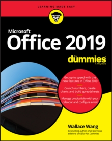 Office 2019 For Dummies, Paperback / softback Book