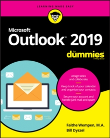 Outlook 2019 For Dummies, Paperback / softback Book