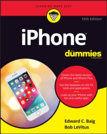 iPhone For Dummies, Paperback / softback Book