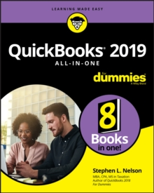 QuickBooks 2019 All-in-One For Dummies, Paperback / softback Book