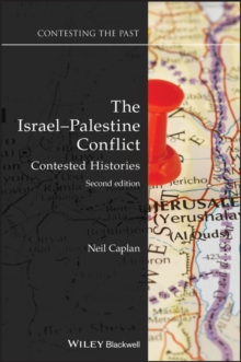 The Israel-Palestine Conflict : Contested Histories, PDF eBook