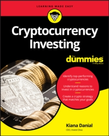 Cryptocurrency Investing For Dummies, Paperback / softback Book
