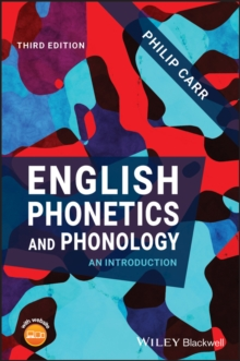 English Phonetics and Phonology : An Introduction, Paperback / softback Book
