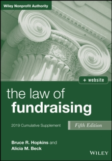 The Law of Fundraising, 2019 Cumulative Supplement, EPUB eBook