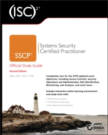 (ISC)2 SSCP Systems Security Certified Practitioner Official Study Guide, Paperback / softback Book