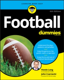Football For Dummies, Paperback / softback Book