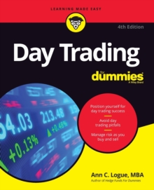 Day Trading For Dummies, Paperback / softback Book