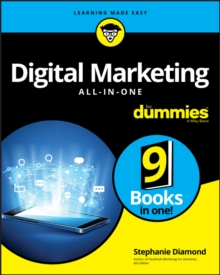 Digital Marketing All-In-One For Dummies, Paperback / softback Book