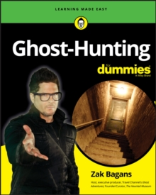 Ghost-Hunting For Dummies, Paperback / softback Book