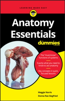 Anatomy Essentials For Dummies, Paperback / softback Book