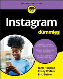 Instagram For Dummies, Paperback / softback Book