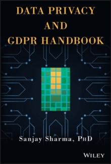 Data Privacy and GDPR Handbook, Hardback Book