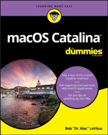 macOS Catalina For Dummies, EPUB eBook