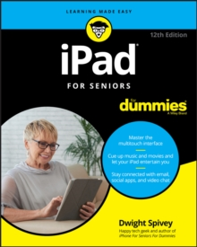 iPad For Seniors For Dummies, EPUB eBook