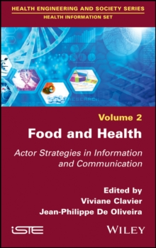 Food and Health : Actor Strategies in Information and Communication, EPUB eBook