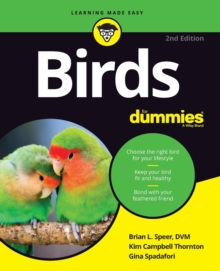 Birds For Dummies, Paperback / softback Book