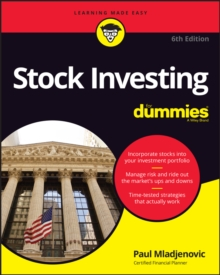 Stock Investing For Dummies, EPUB eBook