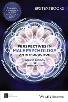 Perspectives in Male Psychology : An Introduction, Paperback / softback Book