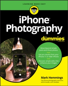 iPhone Photography For Dummies, Paperback / softback Book