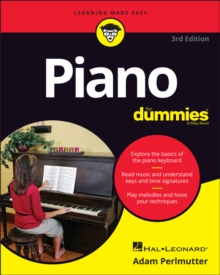 Piano For Dummies, 3rd Edition, Paperback / softback Book