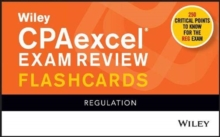 Wiley CPAexcel Exam Review 2021 Flashcards : Regulation, Paperback / softback Book
